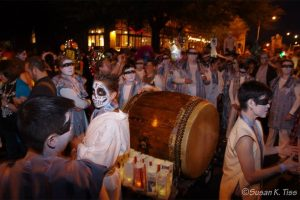 All Souls Procession, photo by Susan Tiss